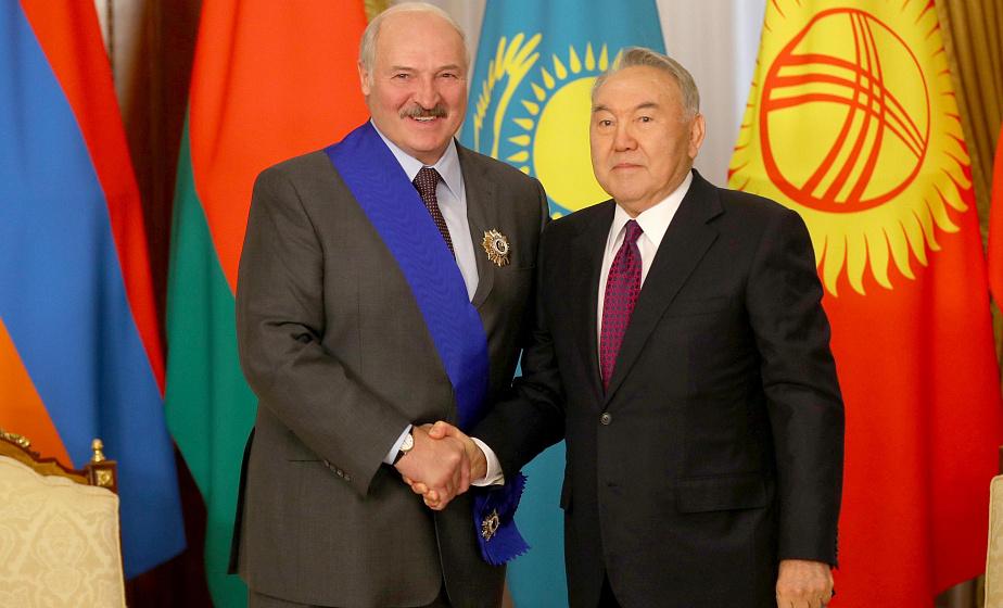 Саммит ЕАЭС и двусторонние встречи — начался рабочий визит Александра Лукашенко в Казахстан