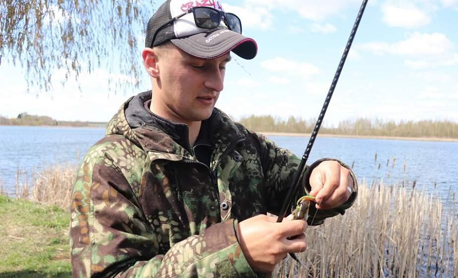 Житель Лиды рассказал о том, как поймал 13 видов рыбы за один вечер, о правиле «поймал – отпусти» и своем отношении к арендным озерам