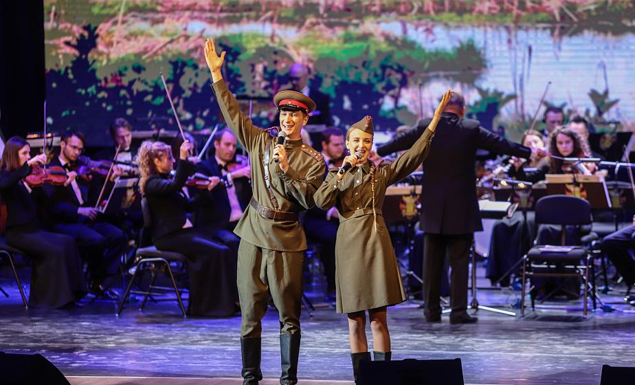 Концертное турне телепроекта «Площадь Победы» по стране завершилось в Гродно