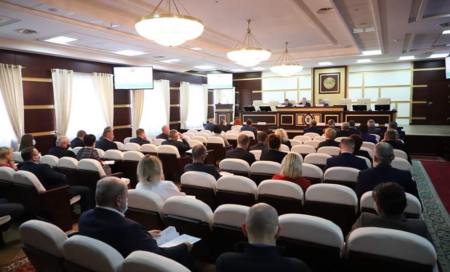 Необоснованное посредничество в системе закупок обсудили на коллегии Комитета госконтроля области