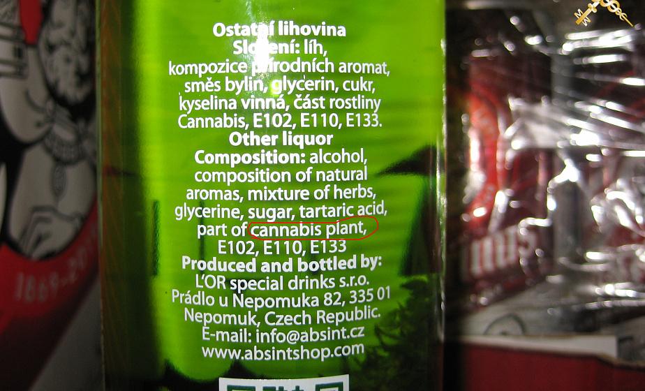 Россиянин пытался ввезти в Беларусь бутылку алкоголя с гашишным маслом