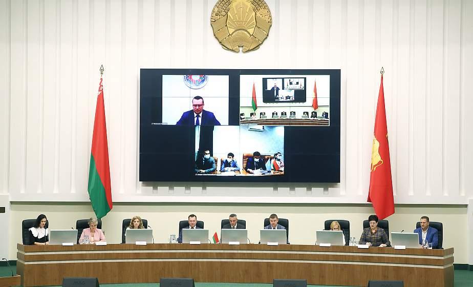 Гродненская и Костанайская области подписали Дорожную карту развития сотрудничества на 2022-2023 годы