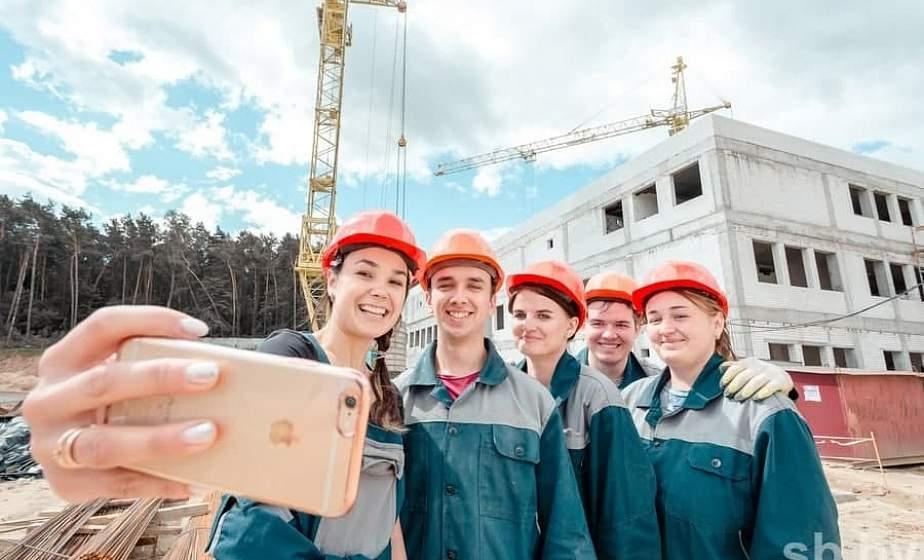 Студентка ГрГУ имени Янки Купалы примет участие в I Международном строительном чемпионате среди студенческих отрядов