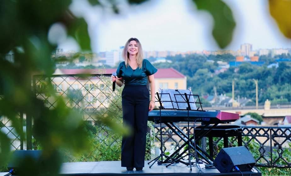 Фотофакт: В Гродно прошёл концерт «Звездное небо для двоих»
