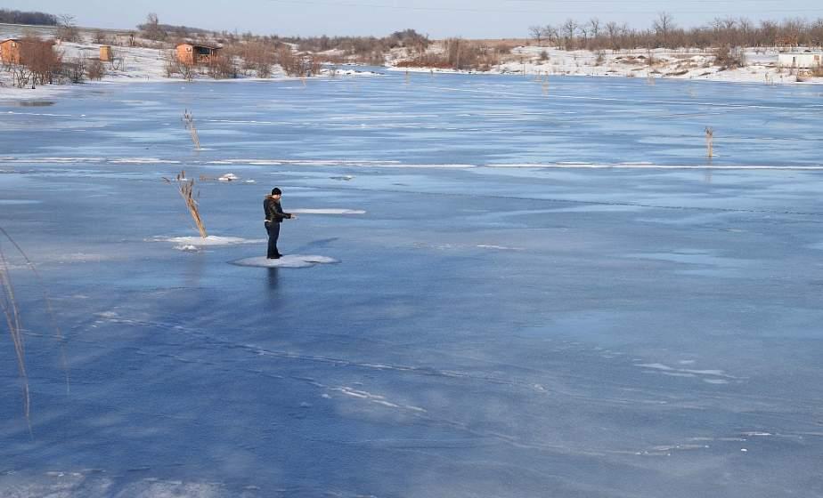 В области уже произошли два ЧП на водоемах. В ОСВОД предупреждают об опасности выхода на лед