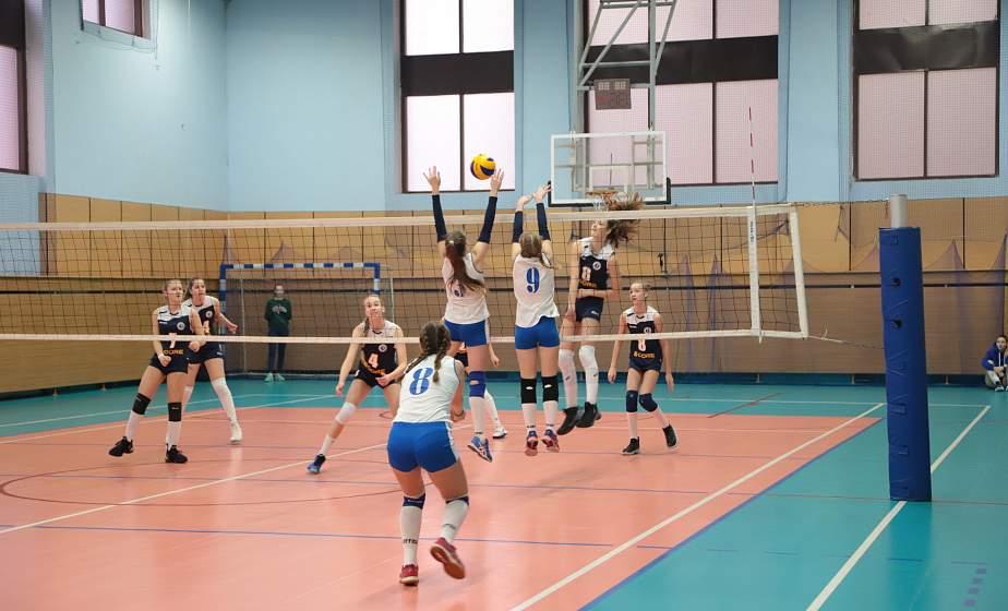 Гродно принимает областной Рождественский турнир по волейболу