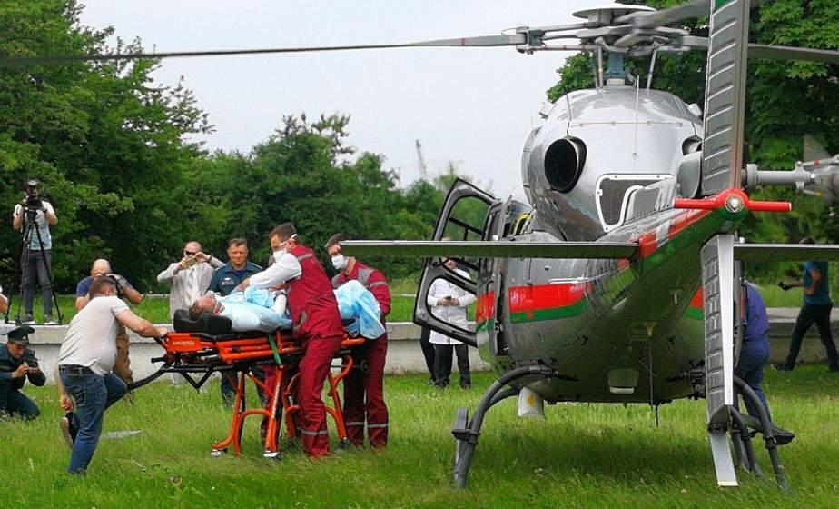 В Беларуси возобновлена работа санитарной авиации