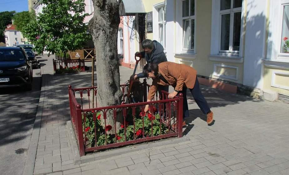Порядок – во всем. В Гродно проходят мероприятия по санитарной уборке города