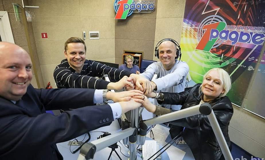 В это воскресенье белорусское радио проведет республиканский телерадиомарафон