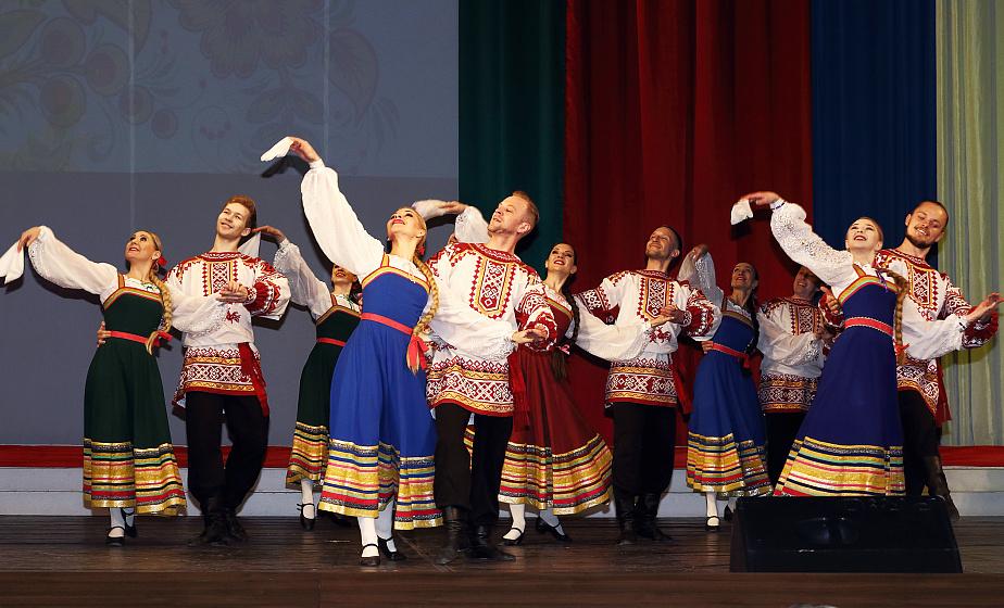 День единения народов Беларуси и России в Гродно отметили праздничным мероприятием в областном драматическом театре