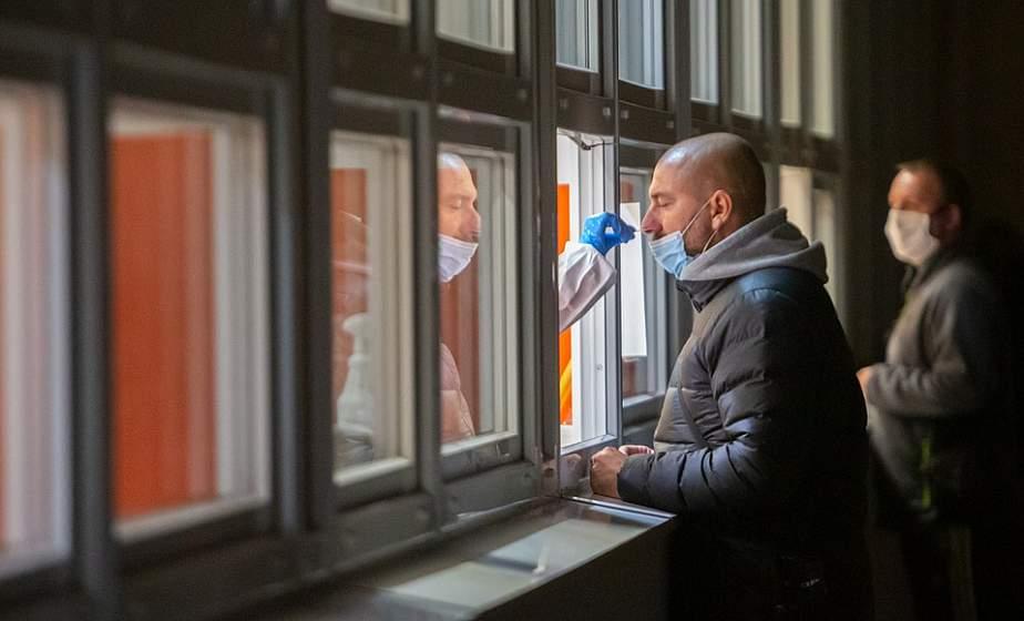 Всего за 10 секунд! Турецкие ученые разработали самый быстрый тест на коронавирус