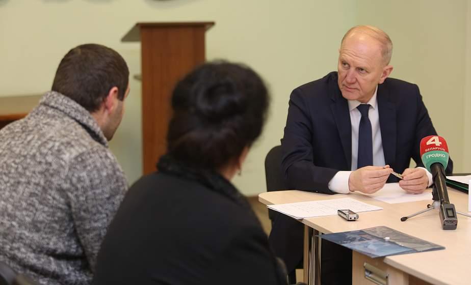 Владимир Кравцов: Скидель значительно обновится в рамках подготовки к «Дажынкам-2020»