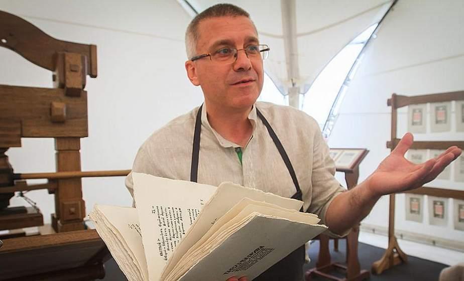 Коллекционер Владимир Лиходедов  готовит книги об историческом наследии Свислочского и Ошмянского районов