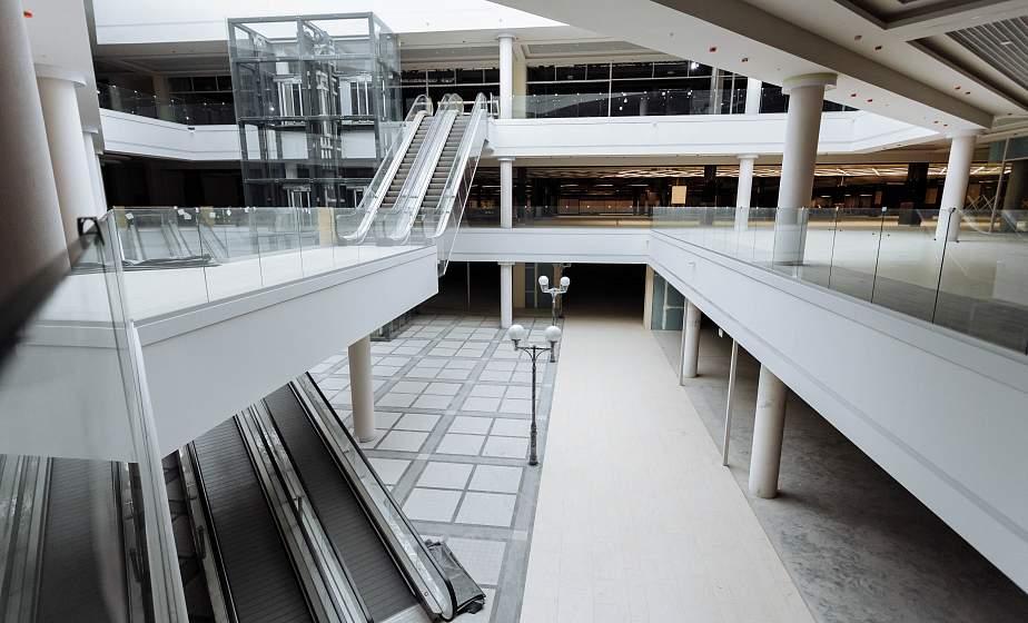 Самый большой в стране региональный торгово-развлекательный комплекс TRINITI сдали в эксплуатацию