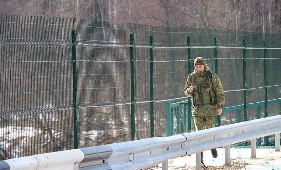 Репортаж с пограничной полосы: как живут и несут службу бойцы лучшего погранпоста в Островецком районе