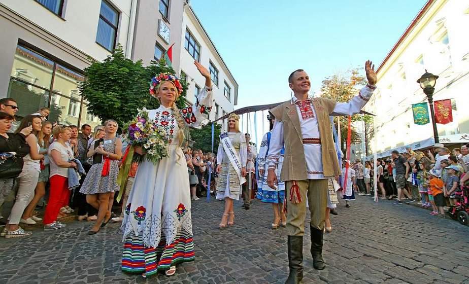 Мастер-классы, обряды и молодежное искусство: чего ждут гродненцы от Фестиваля национальных культур