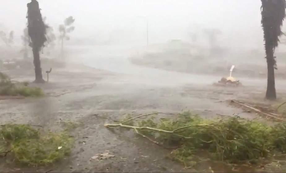 В Австралии из-за мощных ливней и наводнений объявили эвакуацию