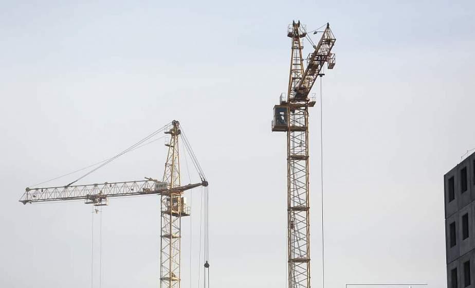 Статистика: в Гродно самый высокий уровень зарплат в строительстве