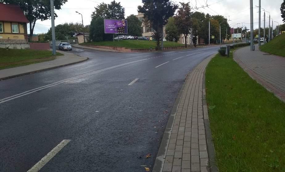 В Гродно разыскивают очевидцев аварийной ситуации между авто и мотоциклом