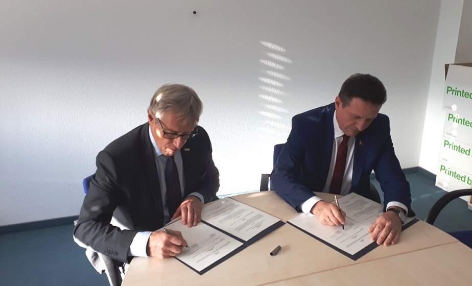 Гродно и немецкий город Магдебург заключили соглашение о сотрудничестве