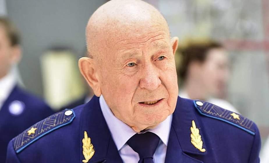 Умер Алексей Леонов — космонавт, первый вышедший в открытый космос