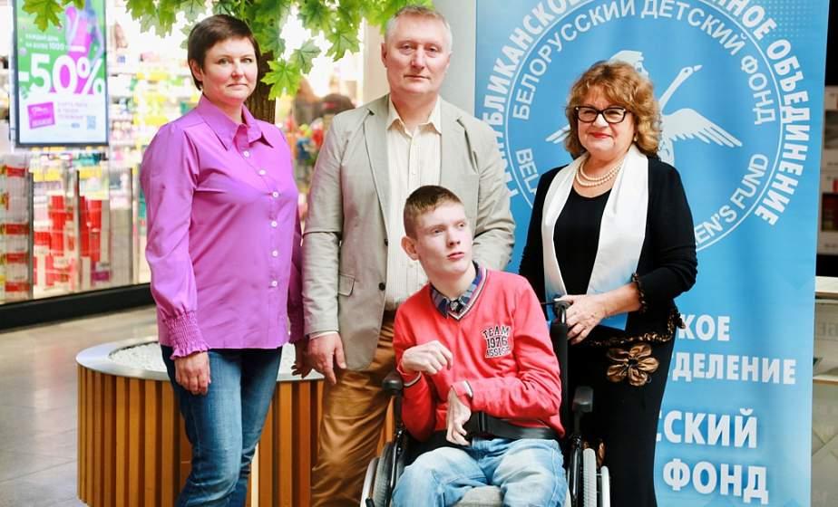 """""""Благодарим тех, кто не остался равнодушным"""". Белорусский детский фонд оказывает помощь детям с тяжелым диагнозом"""