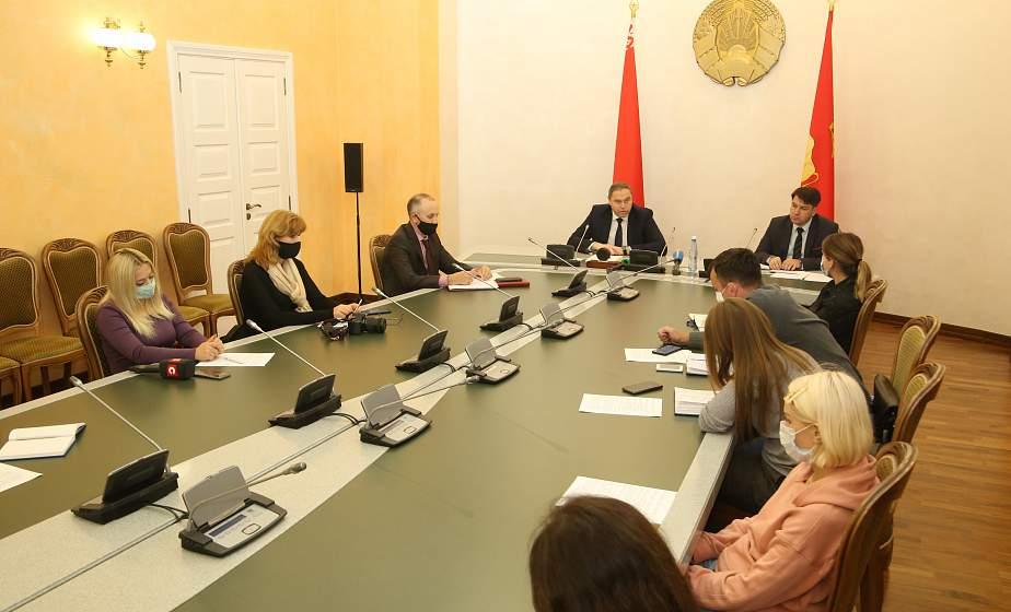 Владимир Караник: «Регион в период пандемии не допустил значительного снижения экономической активности»