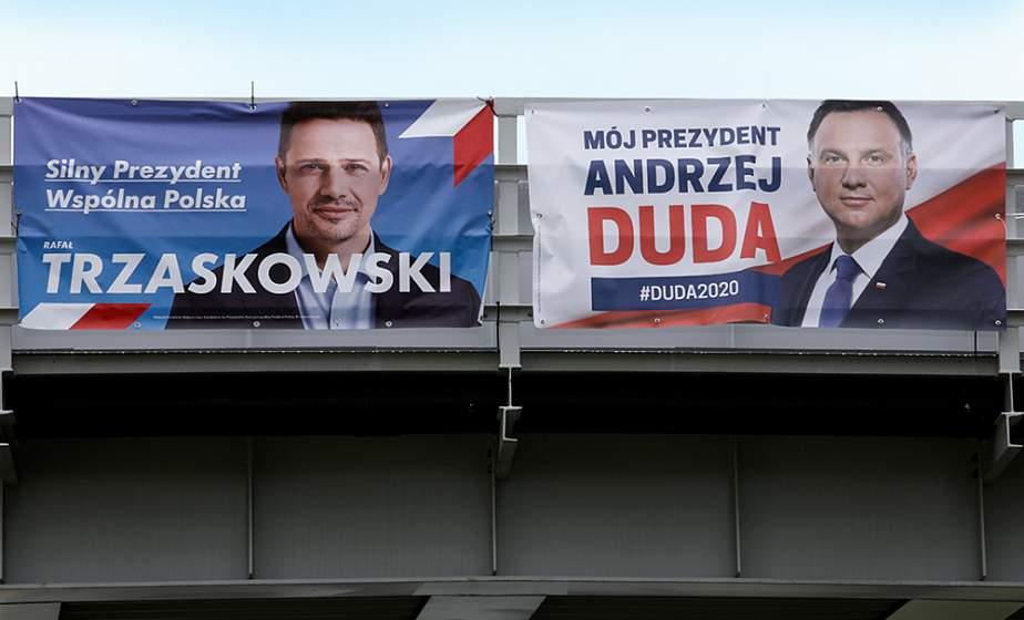 В Польше начались выборы президента