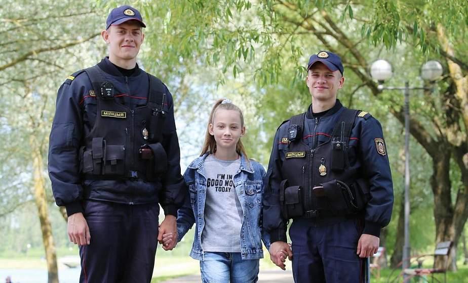 «К счастью, сотрудники милиции оказались рядом. Мы им очень благодарны!» История о спасении девочки в Щучине