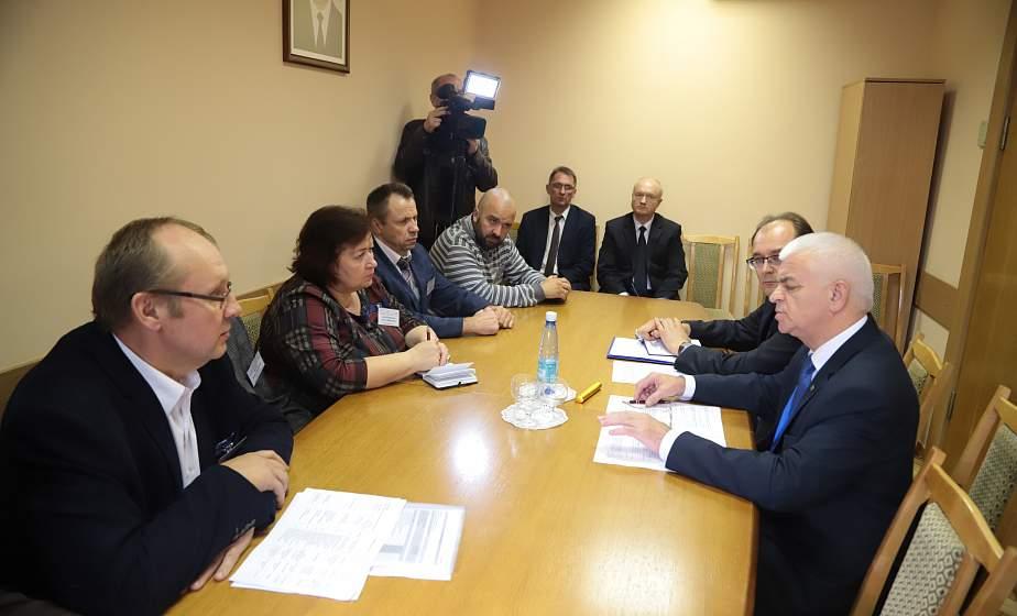 Руководитель Штаба Миссии наблюдателей от СНГ Виктор Гуминский: «Наша задача – оказать содействие, чтобы выборы прошли свободно и демократично»