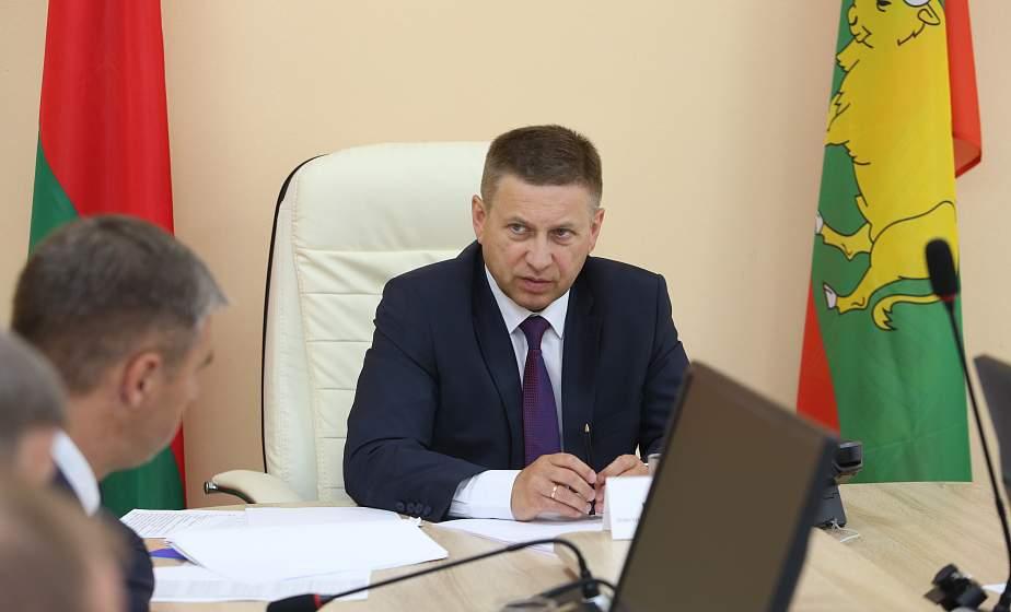 Иван Лавринович: «Приоритет – в повышении качества жизни, в том числе на селе»