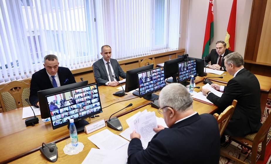 В Гродненской области паспорта готовности получили все потребители тепловой энергии. Вопрос обсудили сегодня на заседании облисполкома