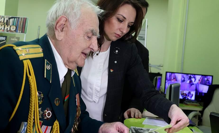 Гродненская молодежь создает виртуальный музей военных писем и фото