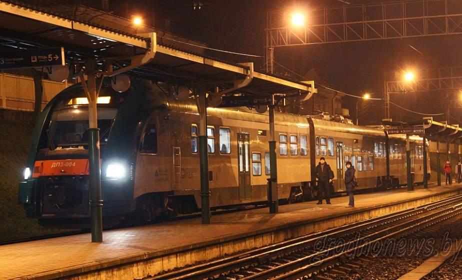 Поезда на Поречье, Узбережь и Учитель изменяют расписание
