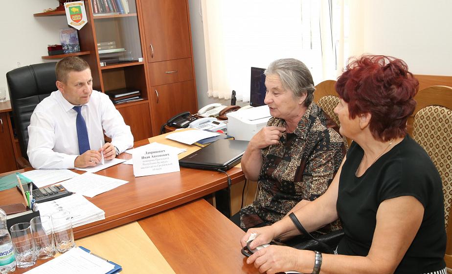 Иван Лавринович: «Власти на местах должны видеть каждого человека и стараться ему помочь»