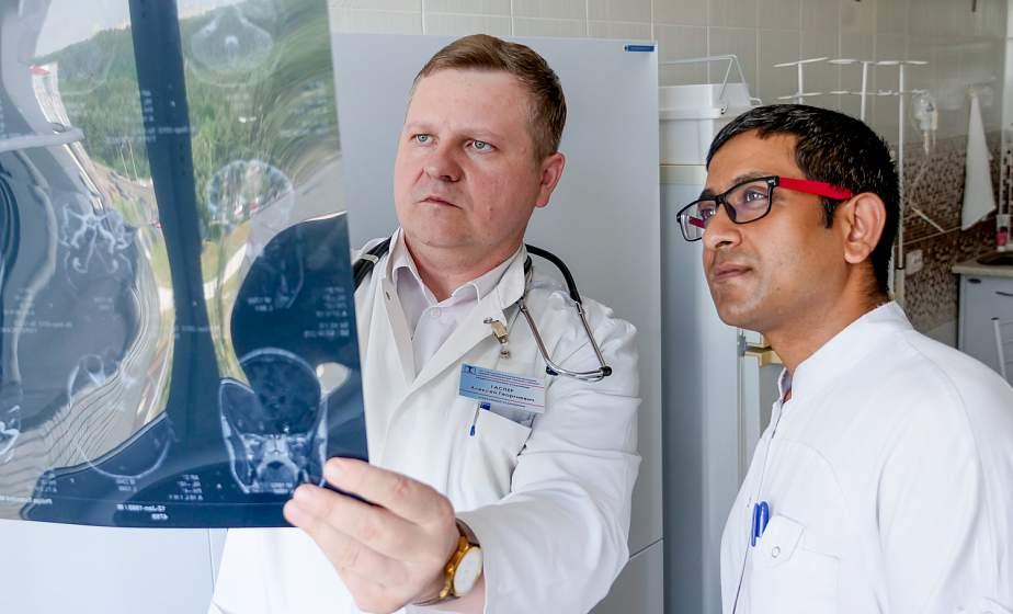 Обновление приемного отделения, пластическая хирургия и международные проекты. Как новшества в БСМП работают на здоровье гродненцев