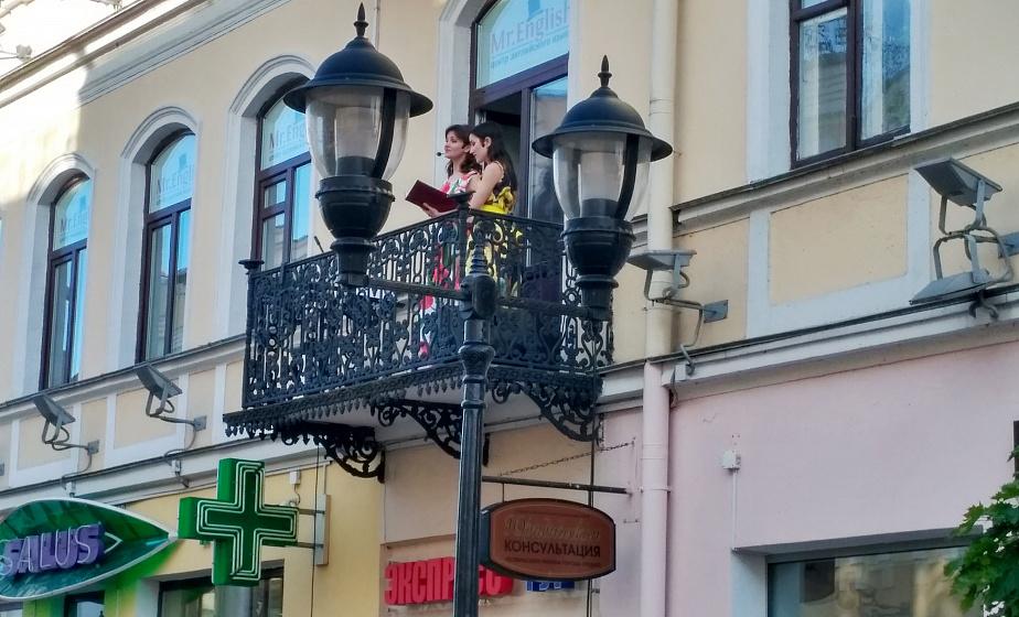"""""""Концерты на балконе"""" пройдут в июле в Гродно (ГП)"""