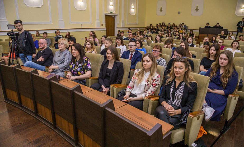 В Гродно назвали победителей Республиканского молодежного фестиваля-конкурса «Медиасфера-2019»