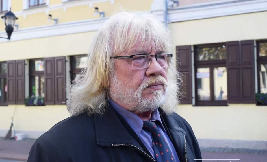 Скульптор Владимир Пантелеев: белорусская скульптура вступила в эпоху поиска