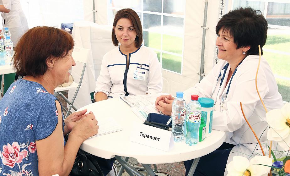Международные проекты, новое оборудование и медицинский городок: как работает программа трансграничного сотрудничества в сфере здравоохранения