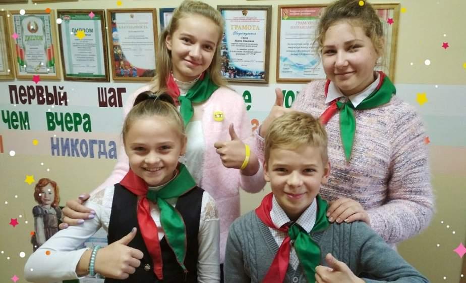 Пионеры Гродненщины — победители международной акции по роуп-скиппингу «На спорте!»