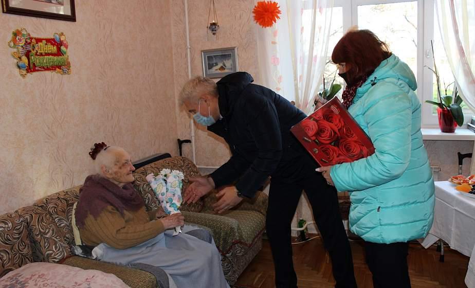 Долгая дорога жизни: от угона в плен до Победы в 45-м. Гродненка Анна Калинина отпраздновала 100-летний юбилей