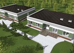 «<b>Зорька</b> <b>Юбилейная</b>»: пять смен по 300 человек и новые каркасные дома