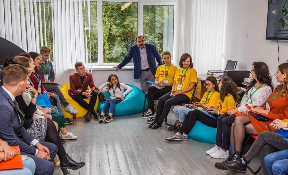 Тимбилдинг и масштабный мозговой штурм. Что обсуждали на первом международном экологическом форуме в Гродно волонтеры Беларуси и России