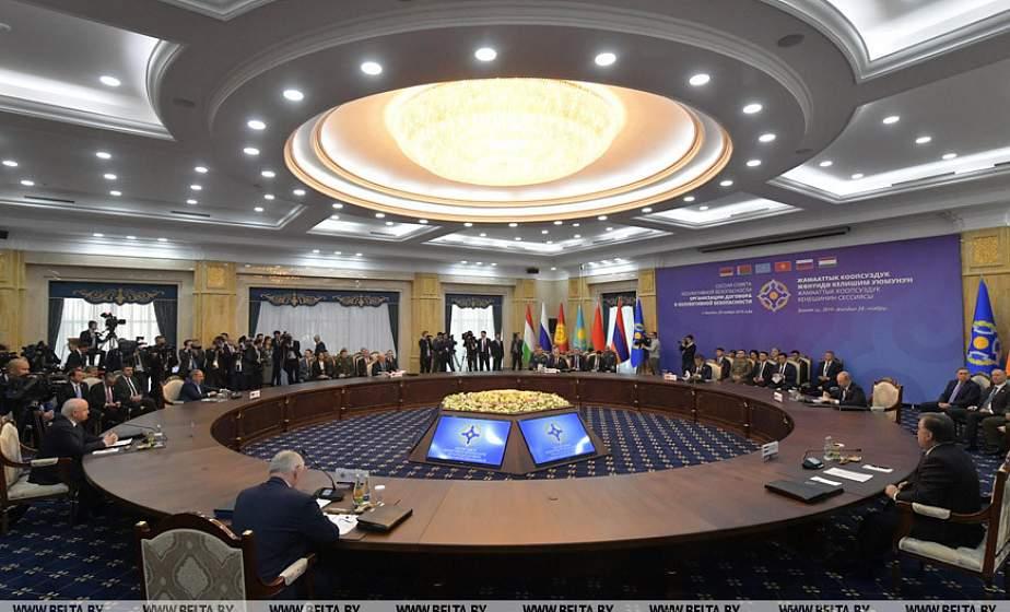 Тема недели: Александр Лукашенко принял участие в саммите ОДКБ