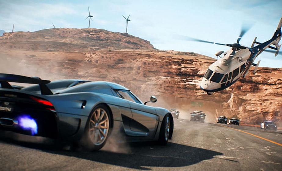 Новую часть Need for Speed анонсируют 14 августа