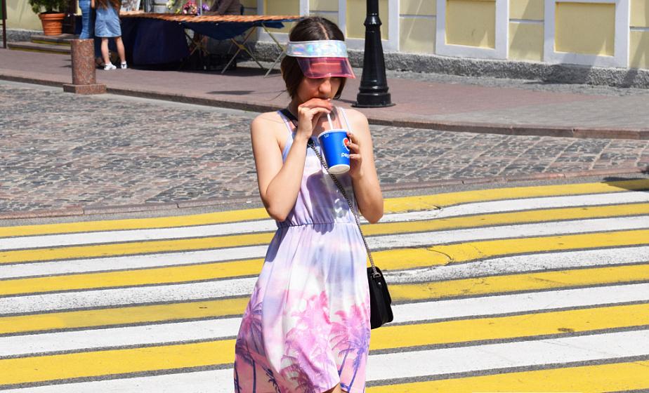 Синоптики пугают белорусов 30-градусной жарой и сильными грозами