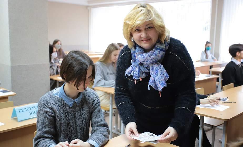 В Гродно стартовал первый этап репетиционного тестирования. Зарегистрировались уже более 4000 абитуриентов со всего региона