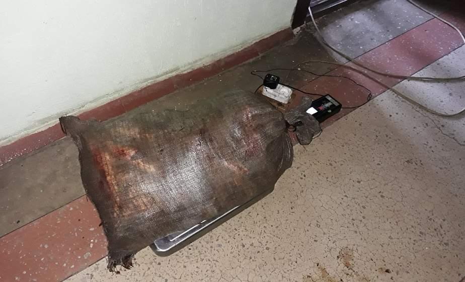 В озере под Вороново мужчина нелегально выловил более 40 килограммов рыбы