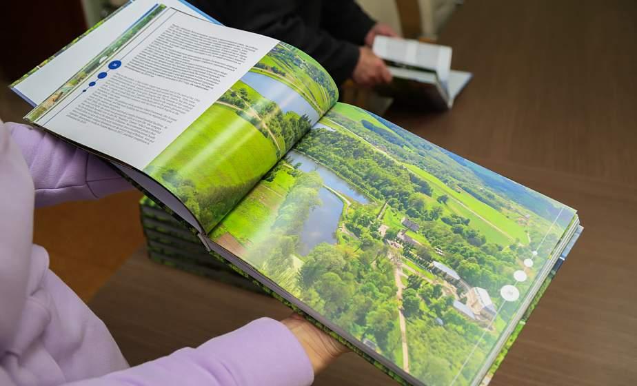 У Гродне прэзентавалі кнігу пра даўнешнюю гісторыю Аўгустоўскага канала і яго сучасны турыстычны патэнцыял